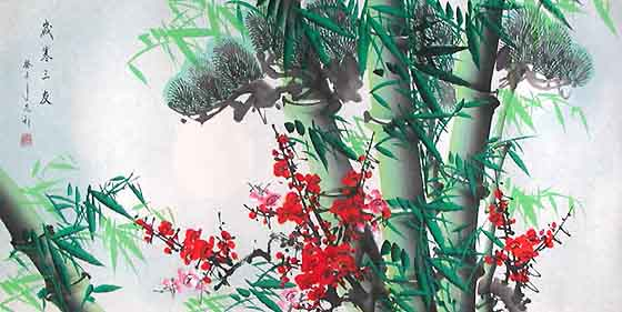 Chinese-painting-bamboo-B5708